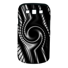 Abstract Background Resembling To Metal Grid Samsung Galaxy S III Classic Hardshell Case (PC+Silicone)