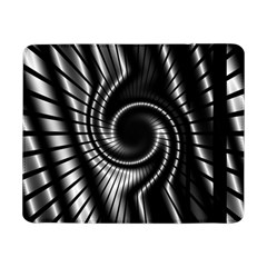 Abstract Background Resembling To Metal Grid Samsung Galaxy Tab Pro 8 4  Flip Case
