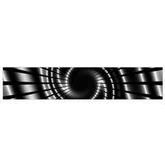 Abstract Background Resembling To Metal Grid Flano Scarf (small)