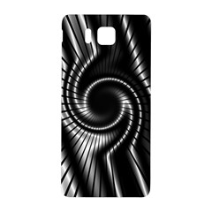 Abstract Background Resembling To Metal Grid Samsung Galaxy Alpha Hardshell Back Case