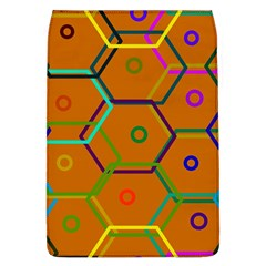 Color Bee Hive Color Bee Hive Pattern Flap Covers (L)