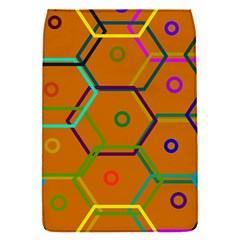 Color Bee Hive Color Bee Hive Pattern Flap Covers (s)