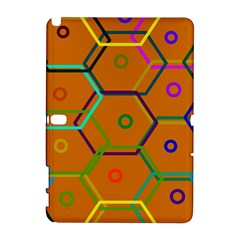 Color Bee Hive Color Bee Hive Pattern Galaxy Note 1