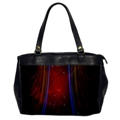 Bright Background With Stars And Air Curtains Office Handbags