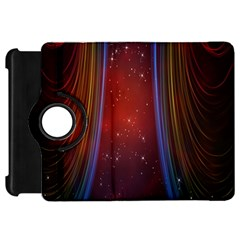 Bright Background With Stars And Air Curtains Kindle Fire HD 7