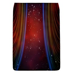 Bright Background With Stars And Air Curtains Flap Covers (S)