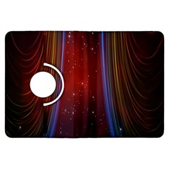 Bright Background With Stars And Air Curtains Kindle Fire Hdx Flip 360 Case