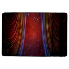 Bright Background With Stars And Air Curtains iPad Air 2 Flip