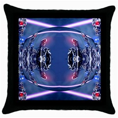 Terminator 3  Throw Pillow Case (Black)