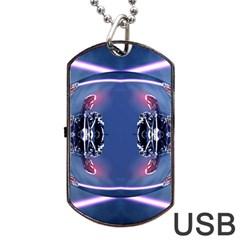 Terminator 3  Dog Tag USB Flash (One Side)
