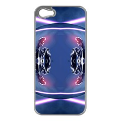 Terminator 3  Apple iPhone 5 Case (Silver)