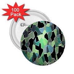 Wallpaper Background With Lighted Pattern 2.25  Buttons (100 pack)