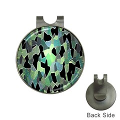 Wallpaper Background With Lighted Pattern Hat Clips With Golf Markers
