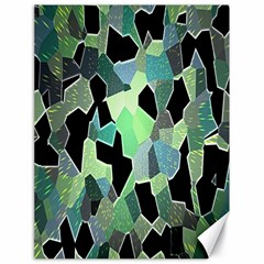 Wallpaper Background With Lighted Pattern Canvas 18  x 24