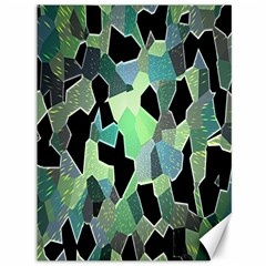 Wallpaper Background With Lighted Pattern Canvas 36  x 48