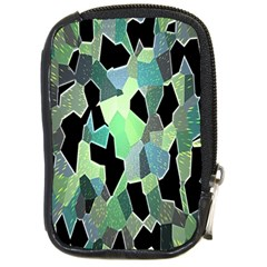 Wallpaper Background With Lighted Pattern Compact Camera Cases