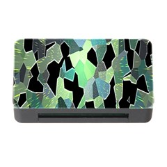 Wallpaper Background With Lighted Pattern Memory Card Reader With Cf