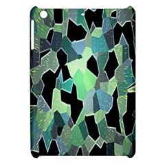 Wallpaper Background With Lighted Pattern Apple iPad Mini Hardshell Case