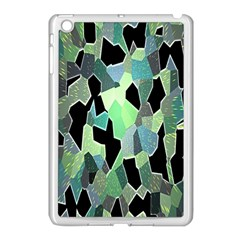 Wallpaper Background With Lighted Pattern Apple iPad Mini Case (White)