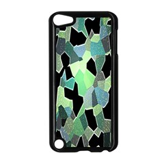 Wallpaper Background With Lighted Pattern Apple Ipod Touch 5 Case (black)
