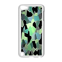 Wallpaper Background With Lighted Pattern Apple Ipod Touch 5 Case (white)
