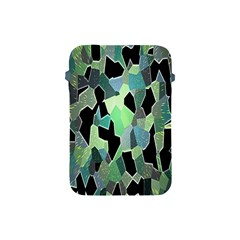 Wallpaper Background With Lighted Pattern Apple Ipad Mini Protective Soft Cases