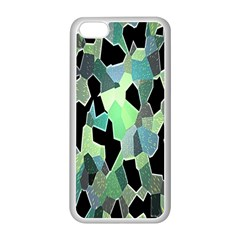 Wallpaper Background With Lighted Pattern Apple Iphone 5c Seamless Case (white)