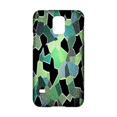Wallpaper Background With Lighted Pattern Samsung Galaxy S5 Hardshell Case