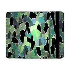 Wallpaper Background With Lighted Pattern Samsung Galaxy Tab Pro 8.4  Flip Case