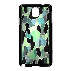 Wallpaper Background With Lighted Pattern Samsung Galaxy Note 3 Neo Hardshell Case (black)