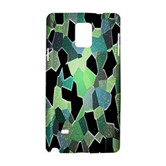 Wallpaper Background With Lighted Pattern Samsung Galaxy Note 4 Hardshell Case