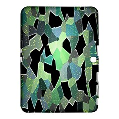 Wallpaper Background With Lighted Pattern Samsung Galaxy Tab 4 (10 1 ) Hardshell Case