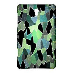 Wallpaper Background With Lighted Pattern Samsung Galaxy Tab S (8.4 ) Hardshell Case