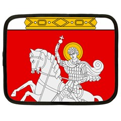 Lesser Coat of Arms of Georgia Netbook Case (Large)