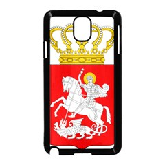 Lesser Coat of Arms of Georgia Samsung Galaxy Note 3 Neo Hardshell Case (Black)