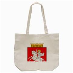 Lesser Coat of Arms of Georgia Tote Bag (Cream)