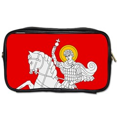 Lesser Coat of Arms of Georgia Toiletries Bags 2-Side