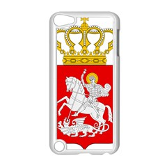 Lesser Coat of Arms of Georgia Apple iPod Touch 5 Case (White)