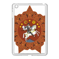 Coat of Arms of The Democratic Republic of Georgia (1918-1921, 1990-2004) Apple iPad Mini Case (White)