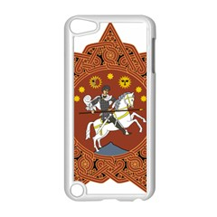 Coat of Arms of The Democratic Republic of Georgia (1918-1921, 1990-2004) Apple iPod Touch 5 Case (White)