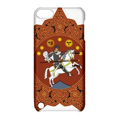 Coat of Arms of The Democratic Republic of Georgia (1918-1921, 1990-2004) Apple iPod Touch 5 Hardshell Case with Stand