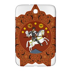 Coat of Arms of The Democratic Republic of Georgia (1918-1921, 1990-2004) Samsung Galaxy Note 8.0 N5100 Hardshell Case