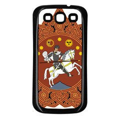 Coat of Arms of The Democratic Republic of Georgia (1918-1921, 1990-2004) Samsung Galaxy S3 Back Case (Black)