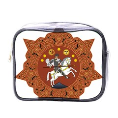 Coat of Arms of Republic of Georgia (1918-1921, 1990-2004) Mini Toiletries Bags