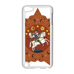 Coat of Arms of Republic of Georgia (1918-1921, 1990-2004) Apple iPod Touch 5 Case (White)