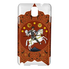 Coat of Arms of Republic of Georgia (1918-1921, 1990-2004) Samsung Galaxy Note 3 N9005 Hardshell Case