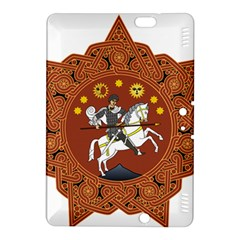 Coat of Arms of Republic of Georgia (1918-1921, 1990-2004) Kindle Fire HDX 8.9  Hardshell Case