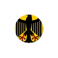 Coat of Arms of Germany Golf Ball Marker (10 pack)