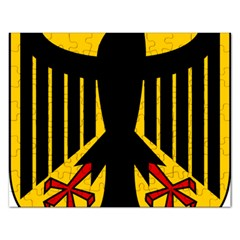 Coat of Arms of Germany Rectangular Jigsaw Puzzl