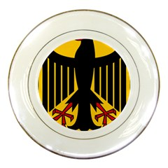 Coat of Arms of Germany Porcelain Plates